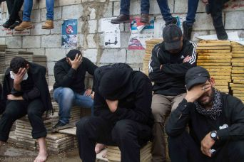 Shias mourn the suffering and martyrdom of Hussain ibn Ali, who died more than 1,300 years ago - a death that began the schism between Shia and Sunni Muslims