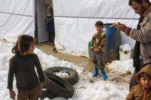More than half of Syrian refugees in Lebanon are children