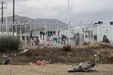 Vial camp, Chios