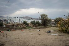 Vial camp, Chios